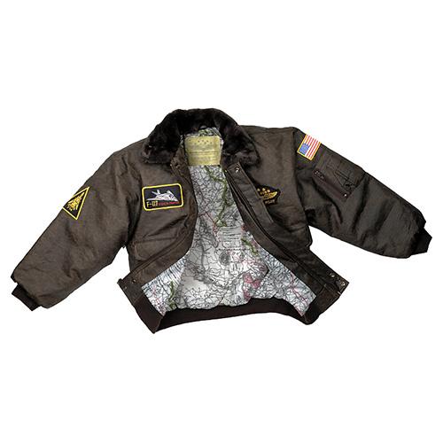 dětská pilotní bunda - army shop Military Range fb94b233901